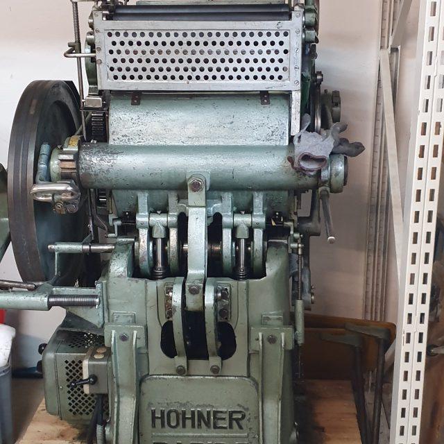 Hohner Rapid II